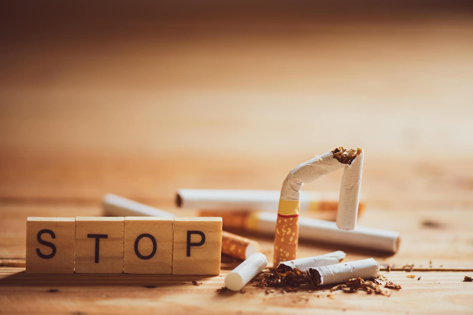 Ali veste, kako hitro se telo odzove na prenehanje kajenja?