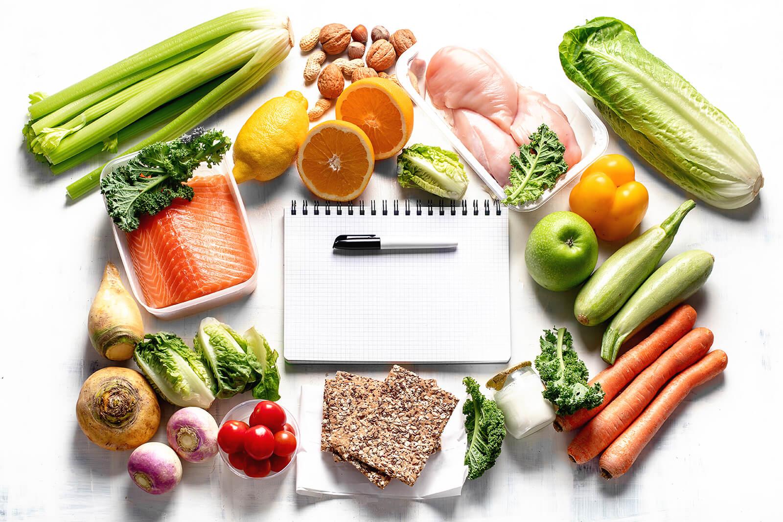 Zdrava priprava hrane