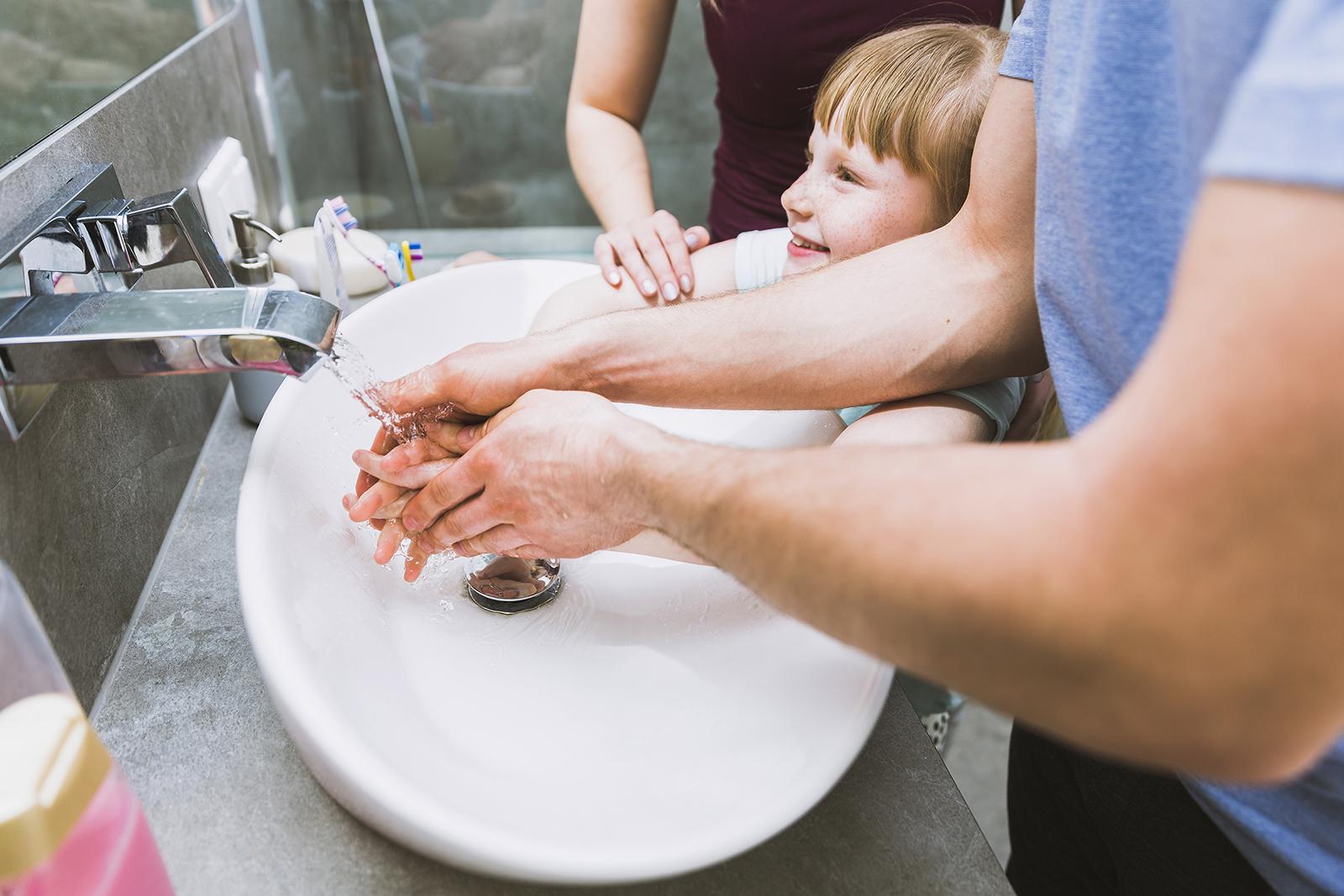 Umivajmo roke za naše zdravje