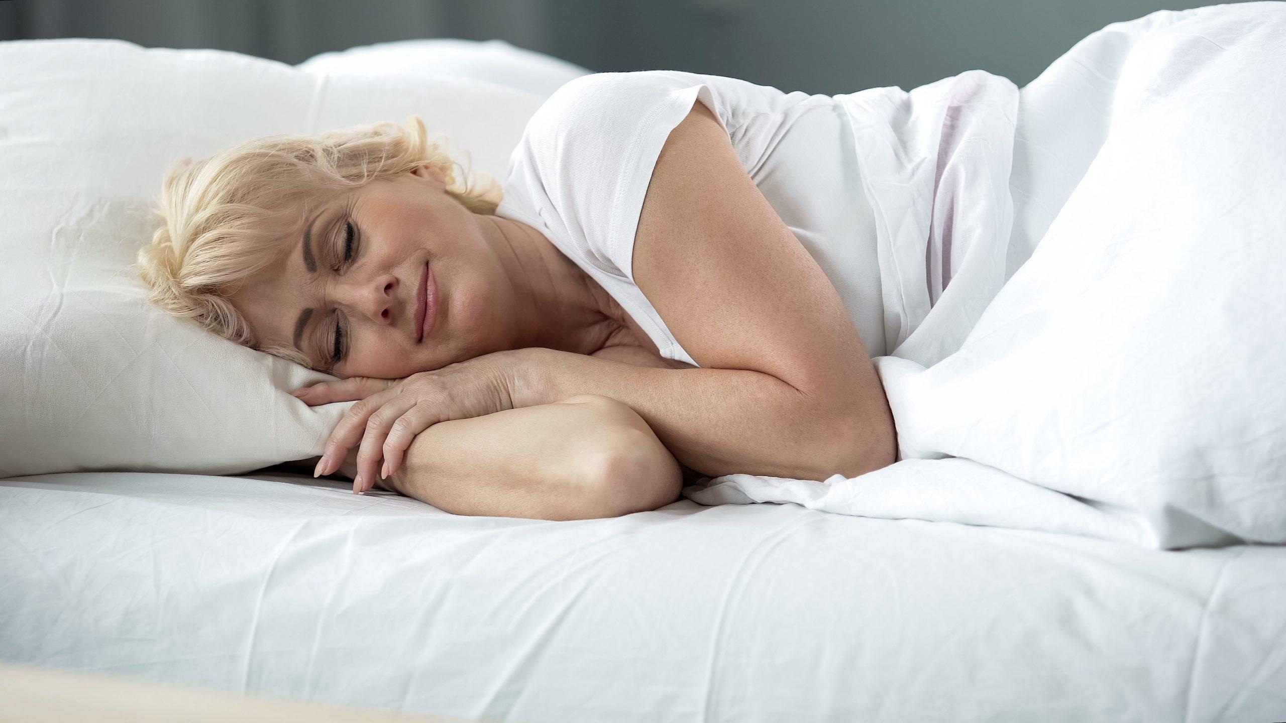Urejeno spanje za zdravje in dobro počutje